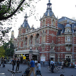 in Amsterdam, Noord Holland, Netherlands