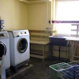 Idag har vi tvättstugan
