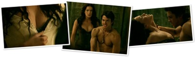 View Kahlan's Clevage