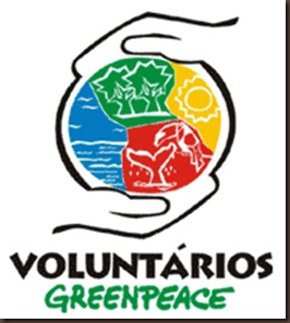 voluntários greenpeace logo