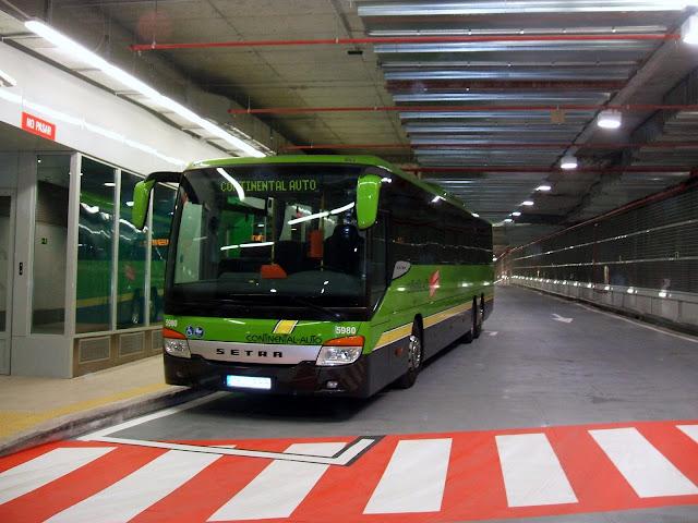 La terminal subterránea lleva en servicio desde hace año y medio