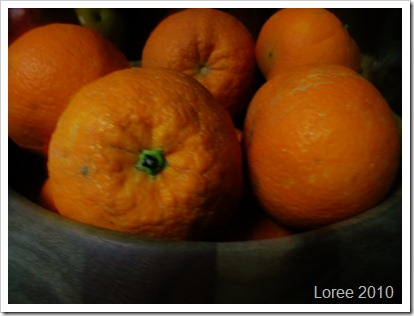 Oranges and Orange Blossoms (3)