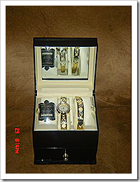 Christian Benet Watch and Bracelet