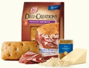 Deli Creations sandwich