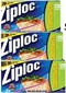 Ziploc Storage Bags 3stacked