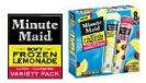 Minute Maid Frozen Lemonade
