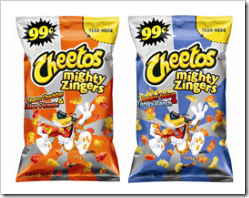 Cheetos Zingers