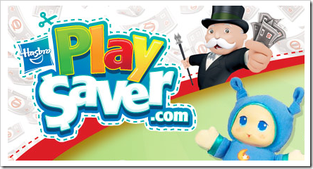 Hasbro PlaySaver Coupons