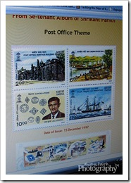 10 - Foreign Stamp