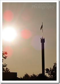7 - Sun Lens Flare