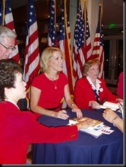Laura Ingraham Book Signing at Nixon Library 072610-22