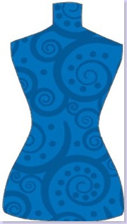 blue-woman-shape