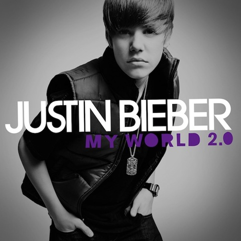 justin bieber my world 2.0 album artwork. justin bieber my world 2.0