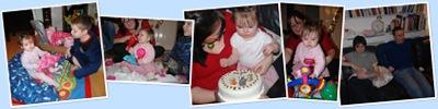 View Rosie's 1st birthday