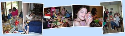 View Nannys Christmas Crafting 09