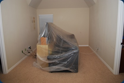 Redoing play room - before