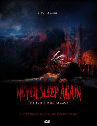 Never Sleep Again: The Elm Street Legacy, poster, movie, dvd, cover