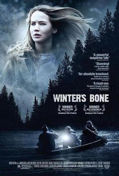 Winter's Bone, movie, poster, dvd, cover