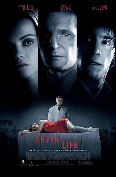 After.Life, movie, poster, release, dvd, cover