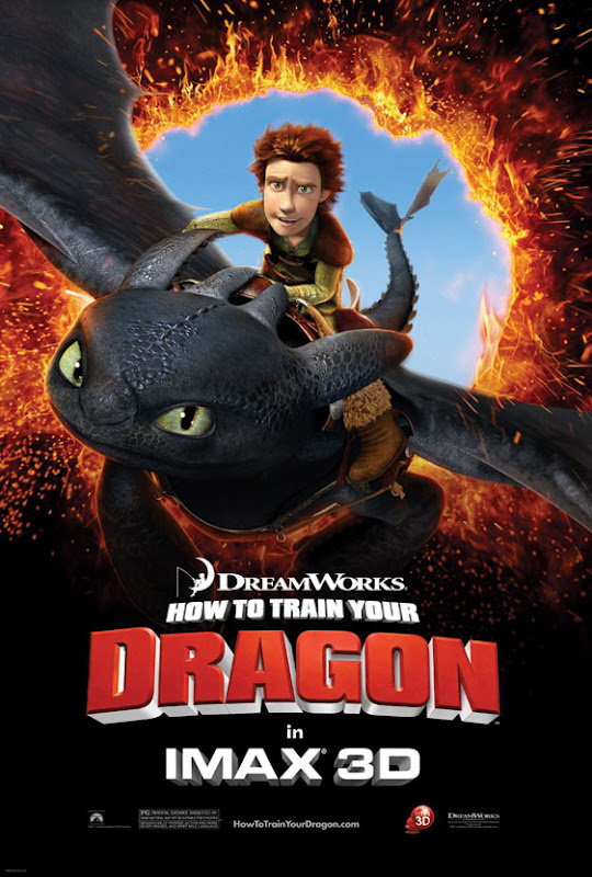 How To Train Your Dragon, 2010, New, Movie, Posters, images