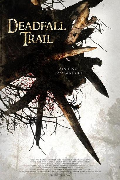 Deadfall Trail, Movie, Poster, new