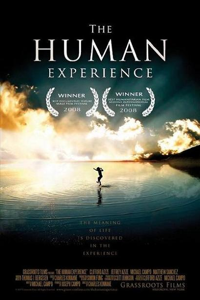 The Human Experience, movie, poster, release
