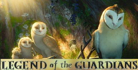 Legend of the Guardians, 2010, movie, poster, image, animated