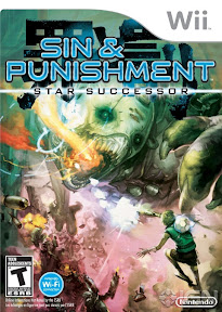Sin and Punishment Star Successor, box, art, cover, image, screen, wii, nintendo, game, info