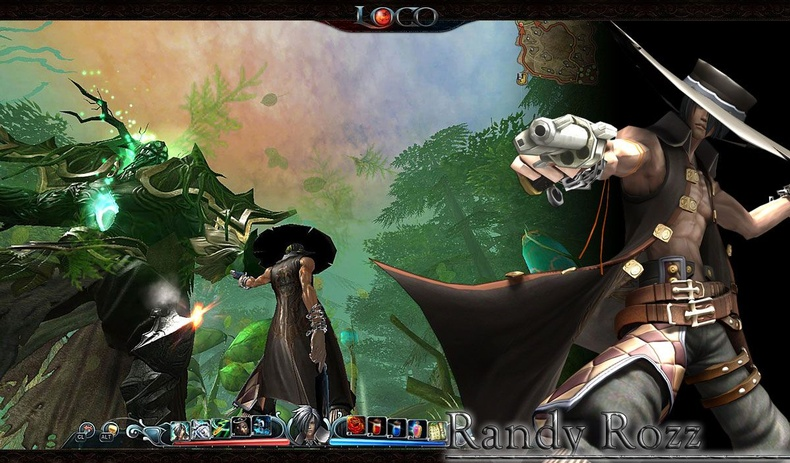 Land of Chaos Online, LOCO, PC, Screens, screenshots, images, cover, box, art