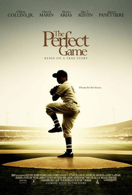 The Perfect Game, movie, poster, dvd, cover