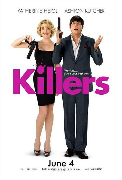 Killers, 2010, New, Movie, poster, dvd, cover