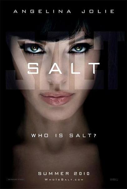 Salt,Angelina Jolie, movie, poster, dvd, cover
