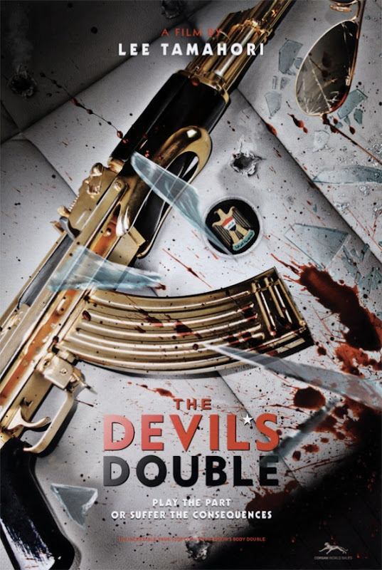 The Devil's Double, movie, poster, cover, dvd, image