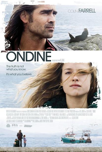 Ondine, movie, poster, dvd, cover, image