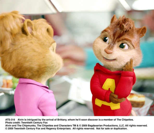 brittany,alvin, chipmunks, The Squeakuel