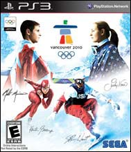 Vancouver 2010 Olympic Winter Games, playstation, game