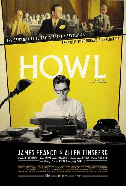 Howl, movie, poster