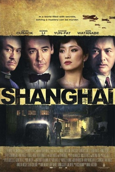 Shanghai, 2010, Movie, poster