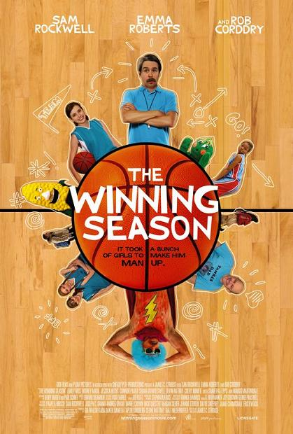 The Winning Season, movie, poster