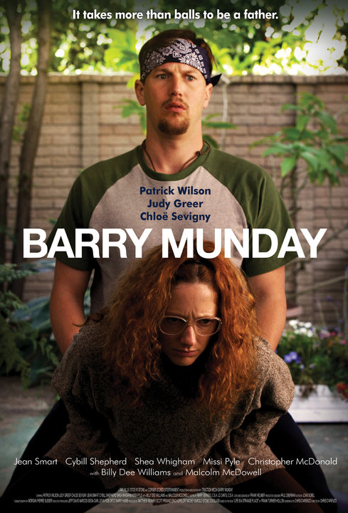 Barry Munday, movie, poster