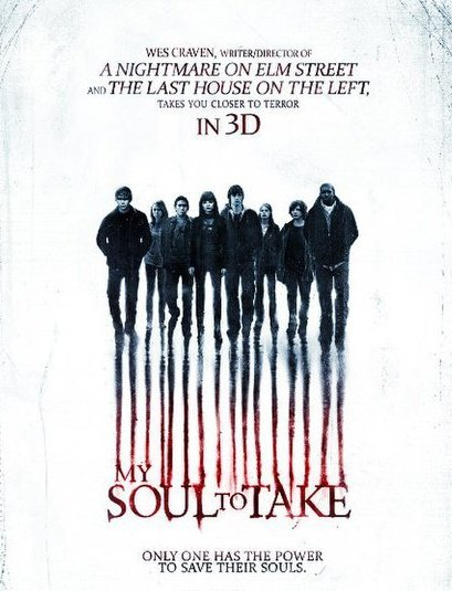 My Soul to Take, movie, poster
