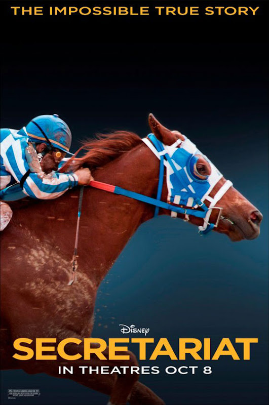 Secretariat, New, Movie, Poster