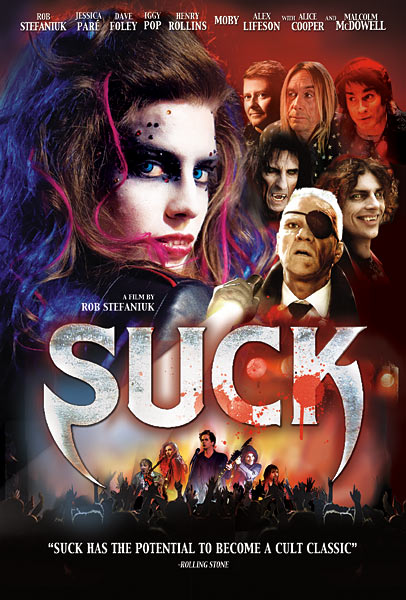 Suck, movie, poster