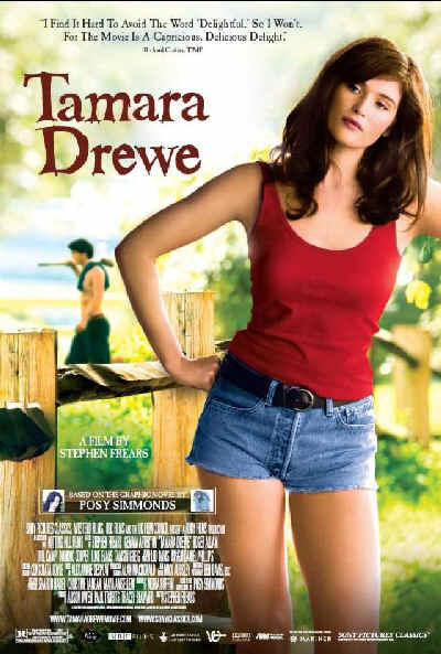 Tamara Drewe, movie, poster