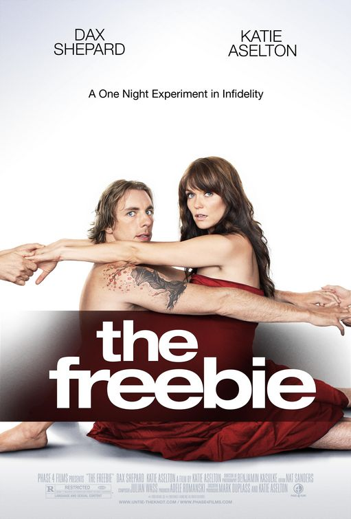 The Freebie, movie, poster