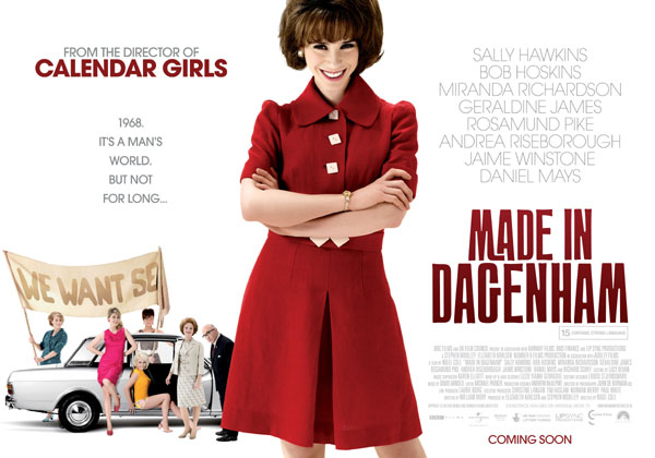 Made in Dagenham, movie, poster