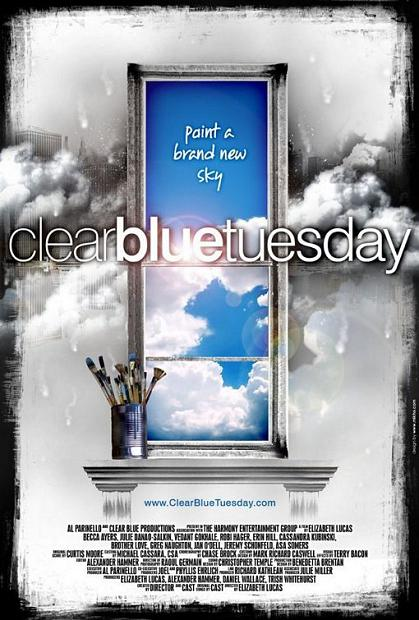 Clear Blue Tuesday, movie, poster