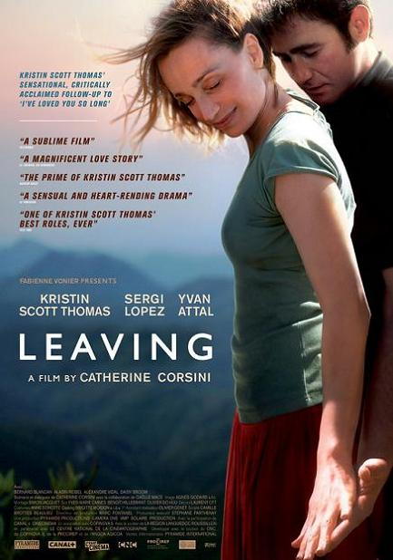 Leaving, movie, poster