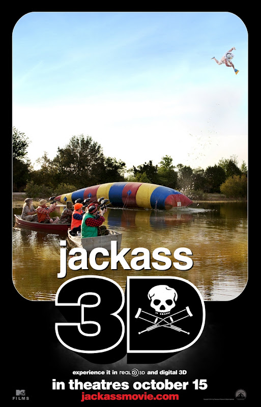Jackass 3D (2010) CAM XviD-PERSiAN [2Linki][2Serwery]
