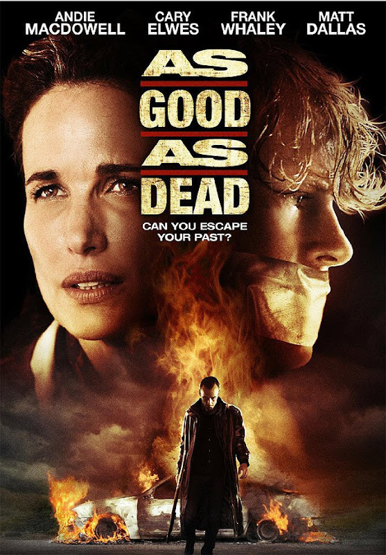 As Good as Dead, movie, poster